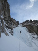 Rock Climbing Photo: GWI 2-22-13