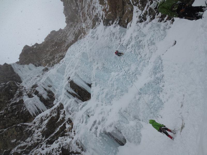 Rock Climbing Photo: malans 2-24
