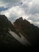Rock Climbing Photo: The Citadel