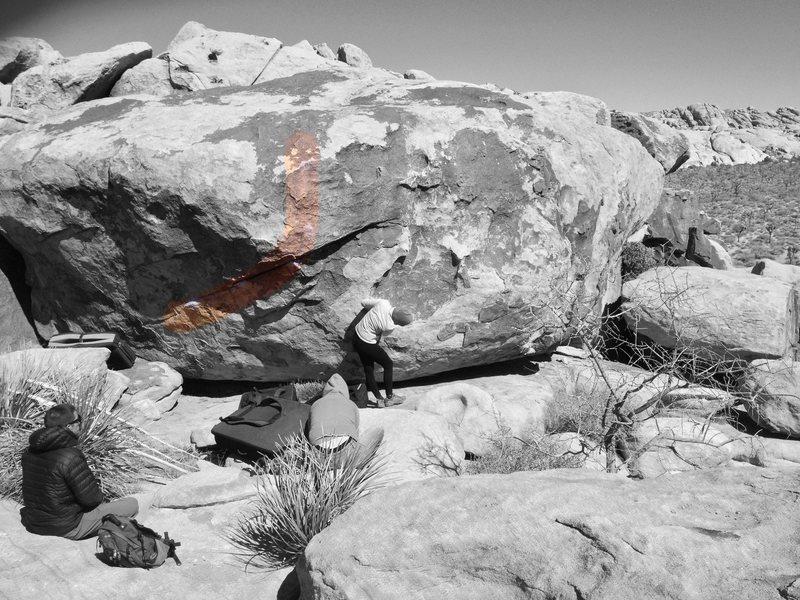 Rock Climbing Photo: Chorizo Tacos