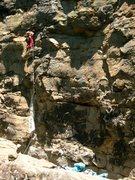 Rock Climbing Photo: horseshoe canyon ranch, Arkansas
