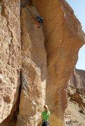 Rock Climbing Photo: Smith Rock Oregan