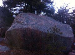 Rock Climbing Photo: Flip The Lip.