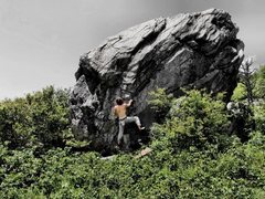 Rock Climbing Photo: Parlier on Earthly Paradise