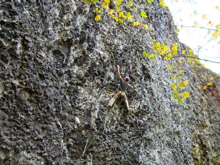 Rock Climbing Photo: RP.