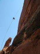 Rock Climbing Photo: Rap'n