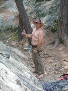 Rock Climbing Photo: Climbing at the Needles in SD...