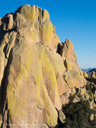 Rock Climbing Photo: Some climbers on a new route of Rockfellow Dome.  ...