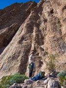 Rock Climbing Photo: Prepping For The Climb