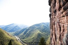 Rock Climbing Photo: Skyline Buttress