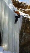 Rock Climbing Photo: Fuzzy.