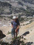 Rock Climbing Photo: Stur Chimney