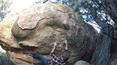 Rock Climbing Photo: Opening sequence of 'Thomas Aquinas'