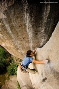 Rock Climbing Photo: the alcove