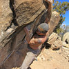Reaching the great pocket<br> Sunny Side Up (V1)