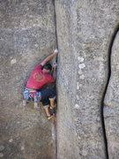 Rock Climbing Photo: fulgham on davidson's