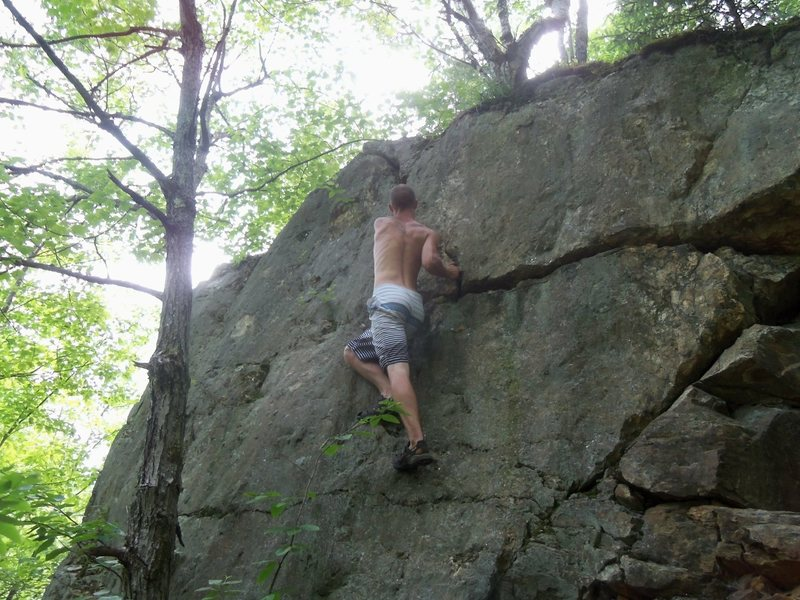 Acworth bouldering
