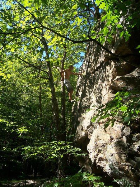 Bouldering Acworth