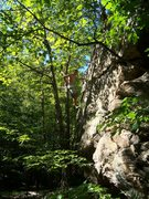 Rock Climbing Photo: Bouldering Acworth