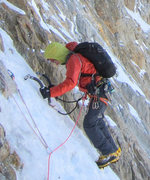 Rock Climbing Photo: umbilicals
