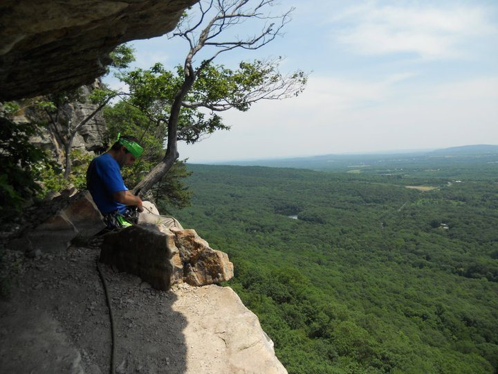Rock Climbing Photo: Hanging out in the Gunks