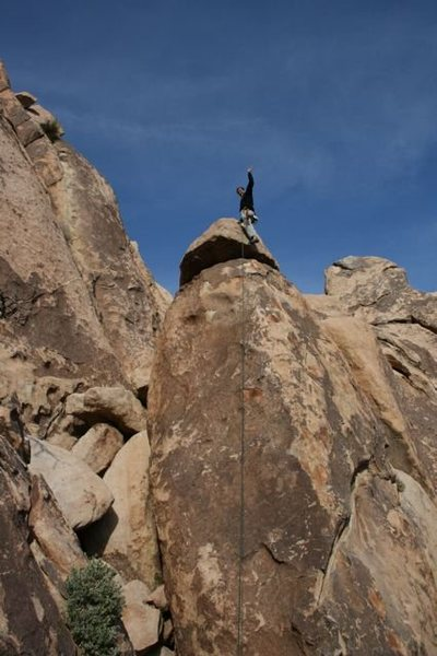 Rock Climbing Photo: gandy