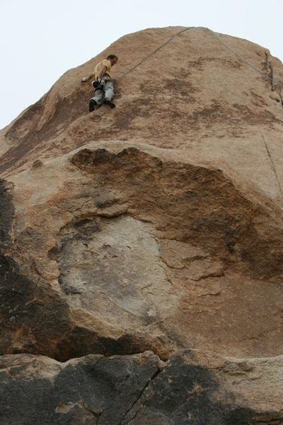 Rock Climbing Photo: belay girl