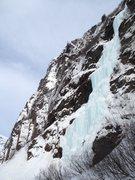 Rock Climbing Photo: Bridalveil Falls 3/3/13