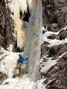 Rock Climbing Photo: Evil Des Seins