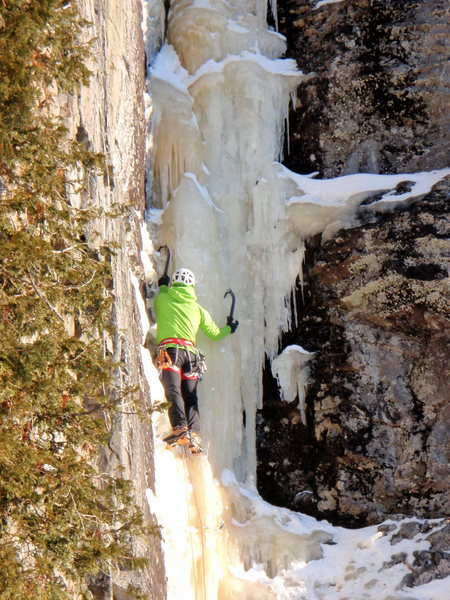 Rock Climbing Photo: Jon Jugenheimer on 10% Real