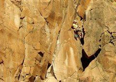 Rock Climbing Photo: Mateo