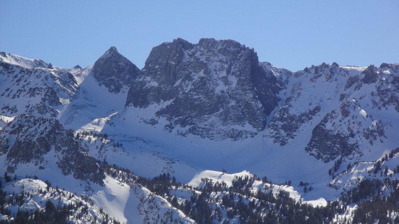 Blue Crag. (11,669')