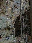 Rock Climbing Photo: BHofC