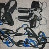 Yates gear sling and Big wall harness, Fish 6 step aiders