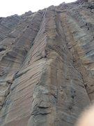 Rock Climbing Photo: Big Tuna from the base, that's one big tuna....