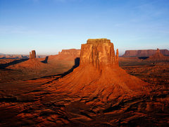 Rock Climbing Photo: Desert
