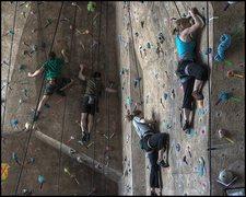 Stout Adventures <br />UW-Stout Climbing Gym <br />