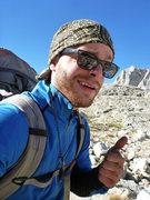 Rock Climbing Photo: Thru-Hiking the JMT