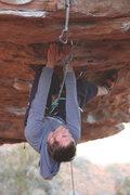 Rock Climbing Photo: Banana Dance