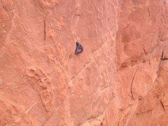 Rock Climbing Photo: Old bolt.