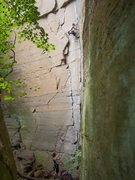 Rock Climbing Photo: Rock Wars, 5.10a