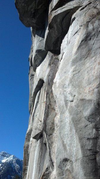 Rock Climbing Photo: Normandy