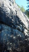 Rock Climbing Photo: Abraxas