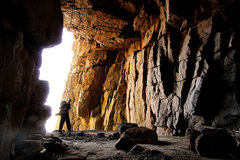 Rock Climbing Photo: A shot sent to me by a photographer I met in the c...