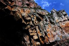 Rock Climbing Photo: Shot by a local photographer