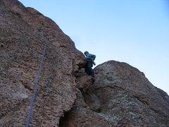 "Rock Climbing Photo: Cindy B keeps it real on ""The Binky Crisis&qu..."