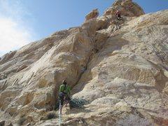 Rock Climbing Photo: Paul P4