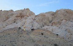 Rock Climbing Photo: A) The Climb