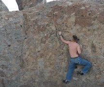 Rock Climbing Photo: City of Rocks