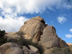 Rock Climbing Photo: Dreamscape Dome